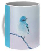 Bluebird Painting Coffee Mug