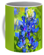 Bluebonnet Fantasy Coffee Mug