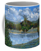 Bluebonnet Pond Coffee Mug