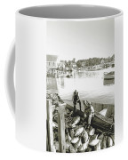 Bluefin Tuna At Barnstable Harbor Coffee Mug