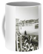 Bluefin Tuna At Barnstable Harbor Coffee Mug
