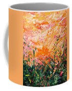 Bluegrass Sunrise - Desert A-left Coffee Mug