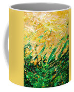 Bluegrass Sunrise - Olive B-right Coffee Mug