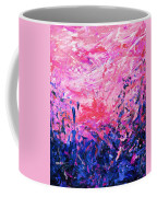 Bluegrass Sunrise - Violet A-left Coffee Mug