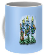 Blues Bonnets Coffee Mug
