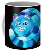 Blues Cat Coffee Mug