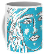 Blues Girl Coffee Mug