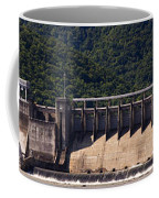 Bluestone West Virginia Dam Panorama Coffee Mug