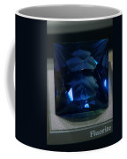 Bluetiful Fluorite Coffee Mug
