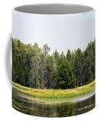 Bluff Lake Ca Island 3 Coffee Mug