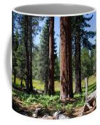Bluff Lake Forest 3 Coffee Mug