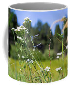 Bluff Lake Wild Flowers 2 Coffee Mug