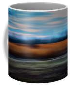 Blurred Field Coffee Mug