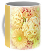 Blush Floral Bouquet Coffee Mug