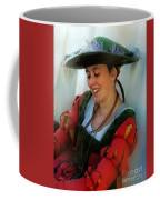 Blushing Bavarian Bridesmaid Coffee Mug