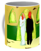 Blushing Bride And Groom 2 Coffee Mug by Patrick J Murphy