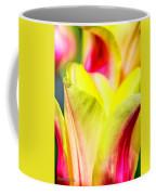 Blushing Lady Tulips Coffee Mug