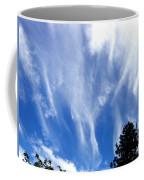 Blustery Sky Coffee Mug