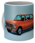 Bmw 2002 1968 Painting Coffee Mug