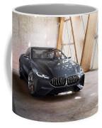 Bmw Concept 8 Series 4k Coffee Mug