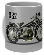 The R32 Motorcycle Coffee Mug