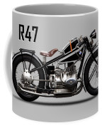 The R47 Motorcycle Coffee Mug