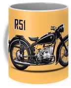The R51 Motorcycle Coffee Mug