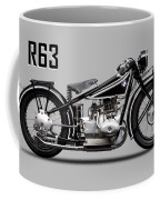 The R63 Motorcycle Coffee Mug