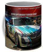 Bmw Z4 E86 Art Car Coffee Mug