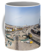 Bnsf Northtown Yard 4 Coffee Mug