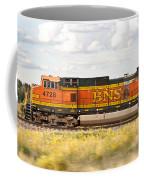 Bnsf Railway Engine Coffee Mug