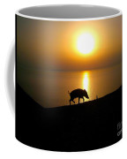 Boar To Sea Coffee Mug