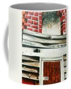 Boarded Coffee Mug