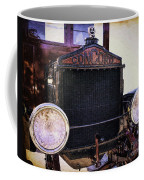 Boarding The Concord Coffee Mug