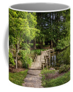 Boardwalk Bridge Maymont Japanese Garden Coffee Mug