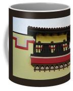 Boardwalk Buildings Coffee Mug