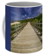 Boardwalk In Color Coffee Mug