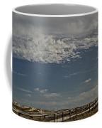 Boardwalk To The Beach Coffee Mug
