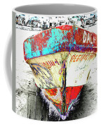 Boat Dalia, Puerta Vallarta, Mexico Coffee Mug