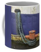 Boat Detail Husavik Iceland 3701 Coffee Mug