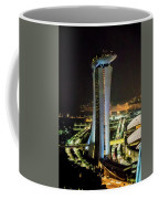 Boat Hotel From The Flyer Coffee Mug