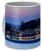 Boat House Row Coffee Mug