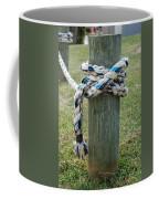 Boat Lines Coffee Mug