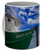Boat Love In Apalachicola Coffee Mug