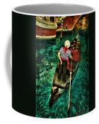 Boat Of Venice Coffee Mug