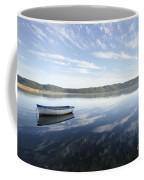 Boat On Knysna Lagoon Coffee Mug