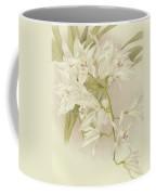 Boat Orchid  Cymbidium Coffee Mug