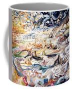 Boat Pilgrimage Coffee Mug