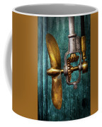 Boat - Propulsion  Coffee Mug