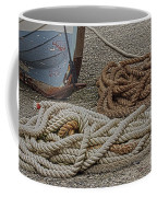 Boat Ropes Coffee Mug